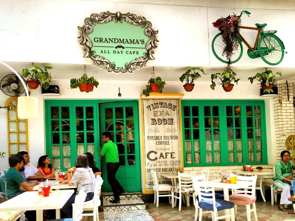 Grandma's all day cafe
