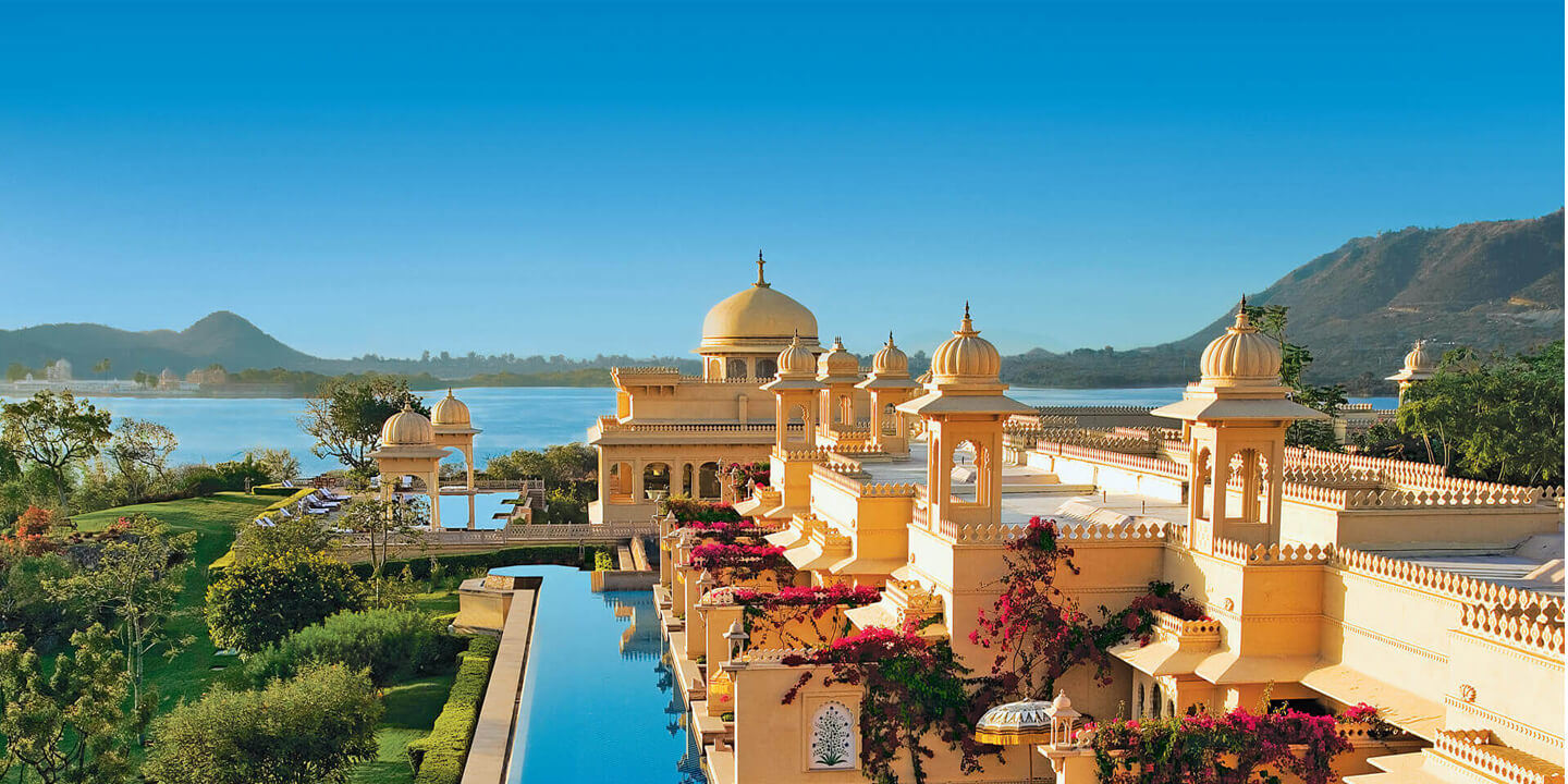 Checkout these 5 gorgeous Udaipur Palace Wedding Venues