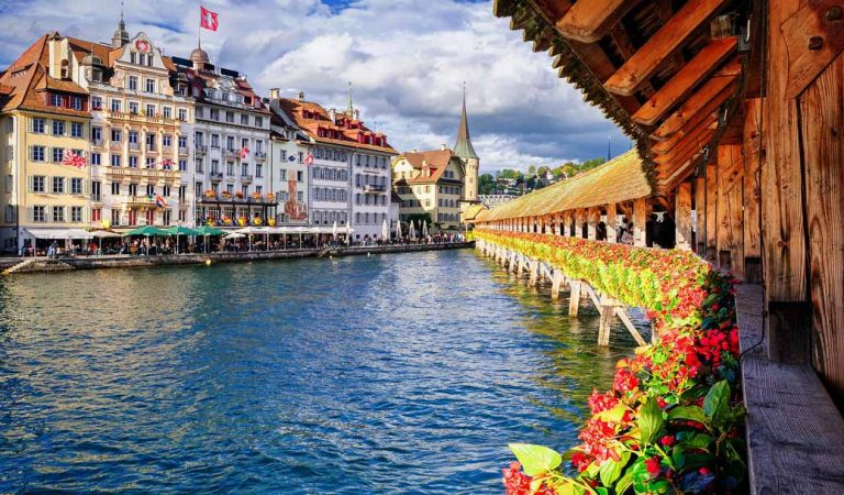 7 things to do in Lucerne Switzerland to spice up a dull day