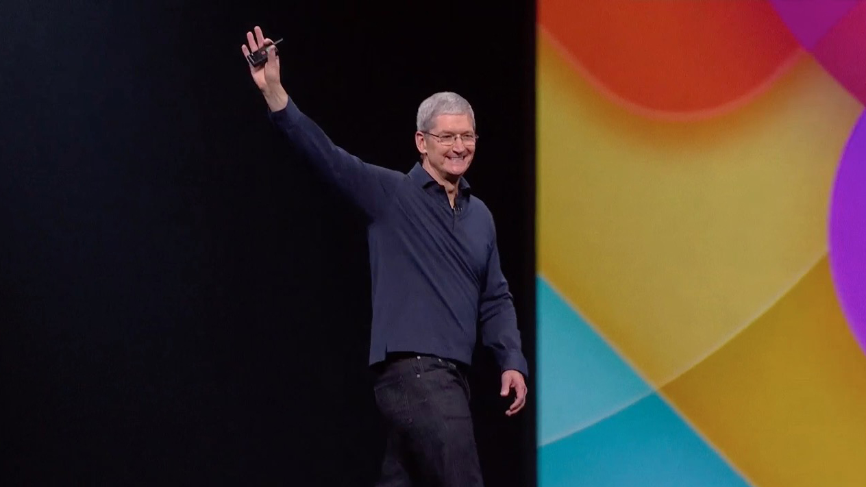 Apple Event Live Streaming