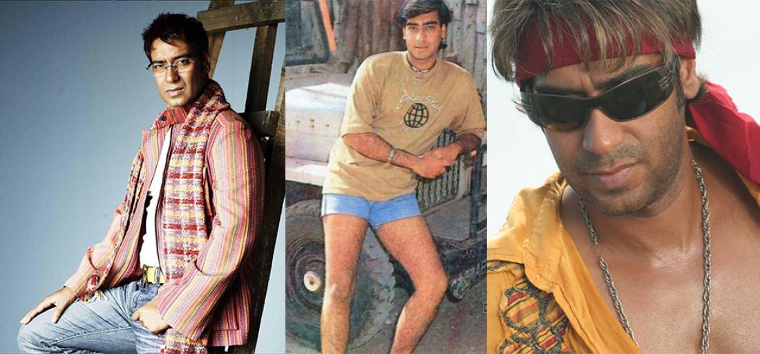 Fashion Choices By Ajay Devgn
