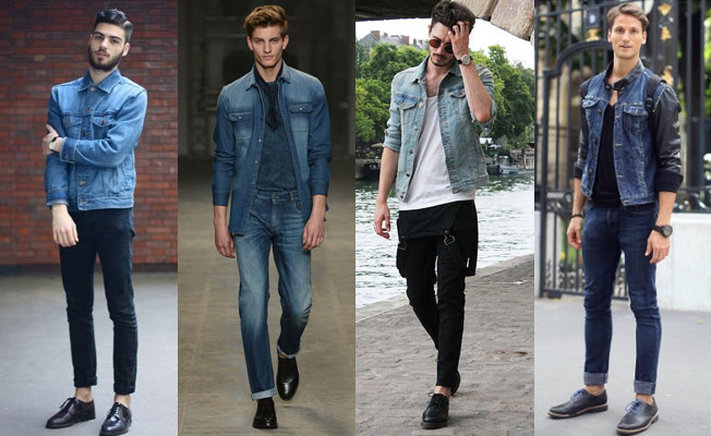 How To Wear Formal Shoes With Jeans