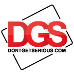dontgetserious logo