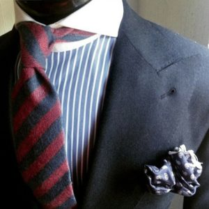 Strips combo with a Diagonal Tie