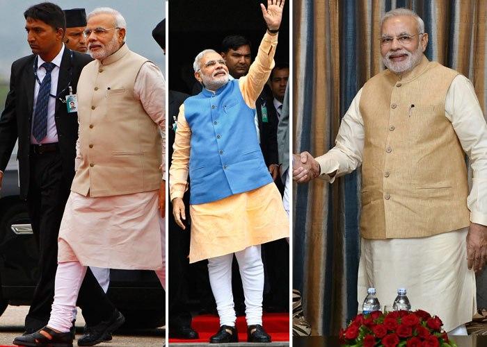 narendra modi fashion style