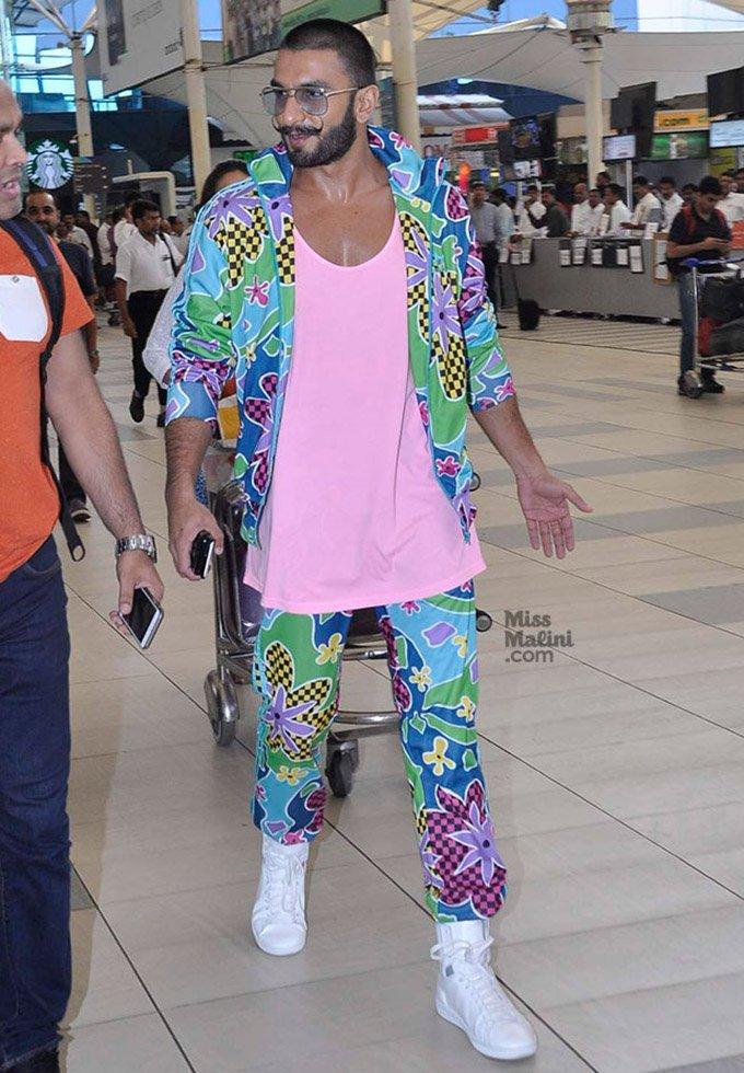 ranveer singh weird dressing sense