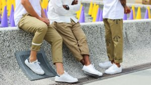 shoes with chinos