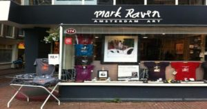 Mark Raven Amsterdam Art