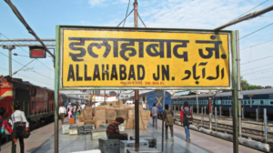 living in Allahabad