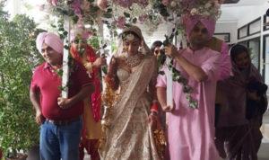 Amrita Puri Destination Wedding