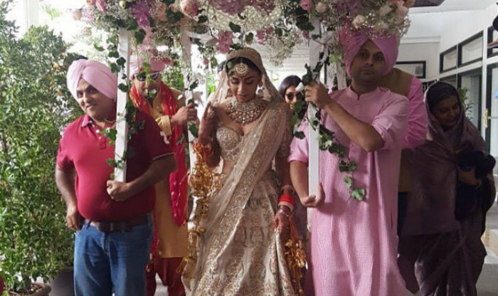 Amrita Puri Destination Wedding