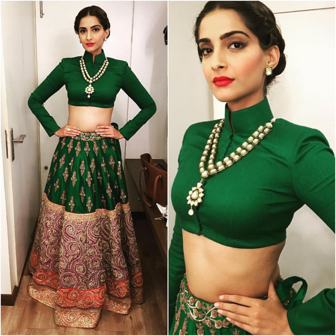 Indian lehenga wedding guest outfits