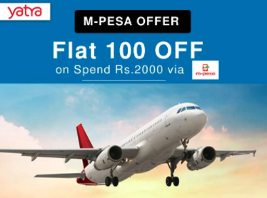 Discounted Flights with Yatra Coupons