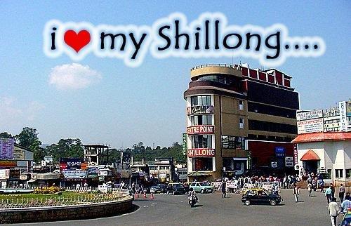 i love shillong