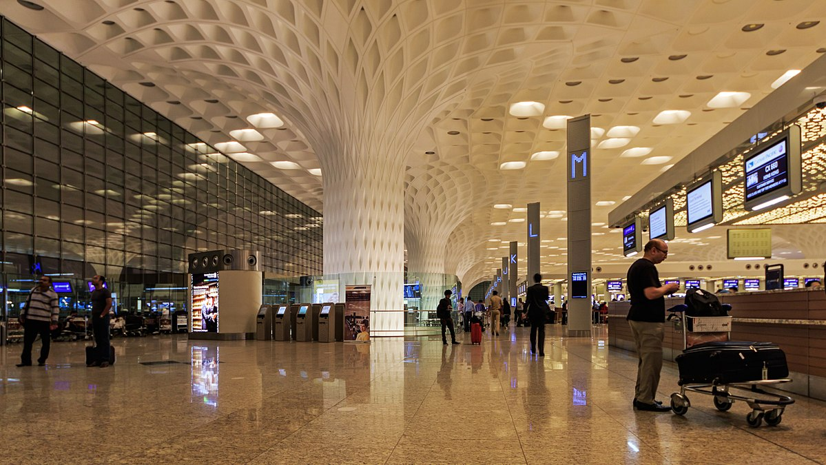 mumbai airport world record