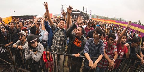 music capital of india - Shillong