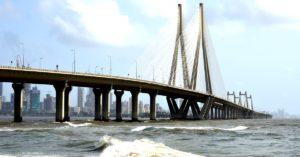 Versova Bandra sea link