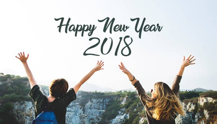 Top 100 Happy New Year 2018 Greetings, Images & SMS