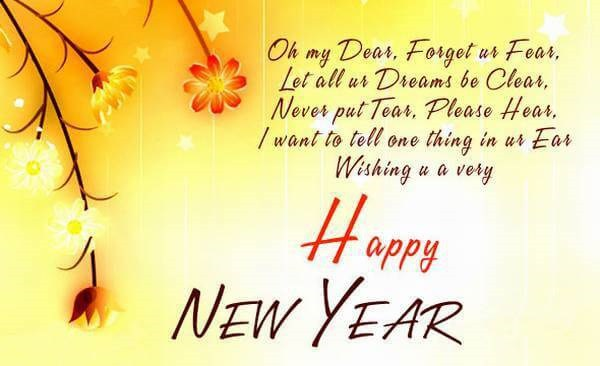 Happy New Year 40 Quotes Wishes Greetings SMS Messages Interesting Happy New Year Quotes In English