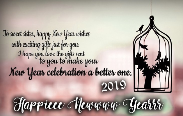 Happy New Year 40 Quotes Wishes Greetings SMS Messages Fascinating Happy New Year Image Quotes
