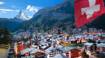 honeymoon in switzerland