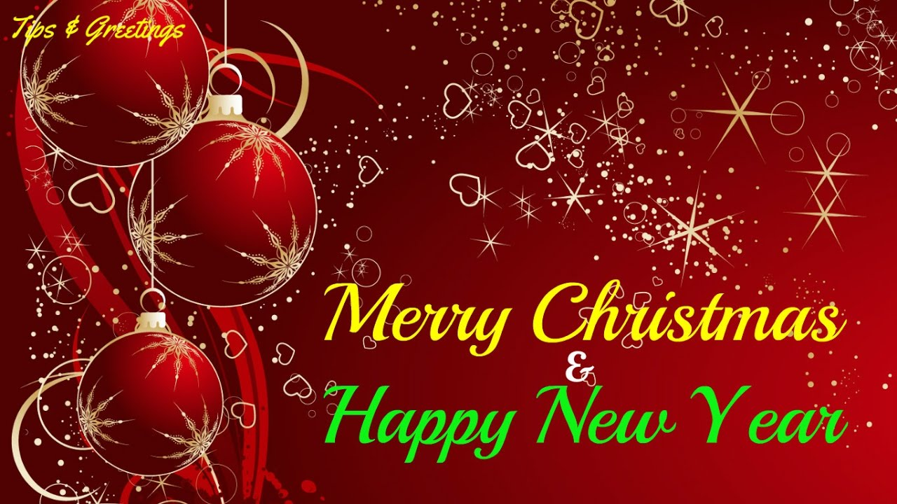 Merry christmas and happy new year wishes and greetings merry christmas and happy new year m4hsunfo