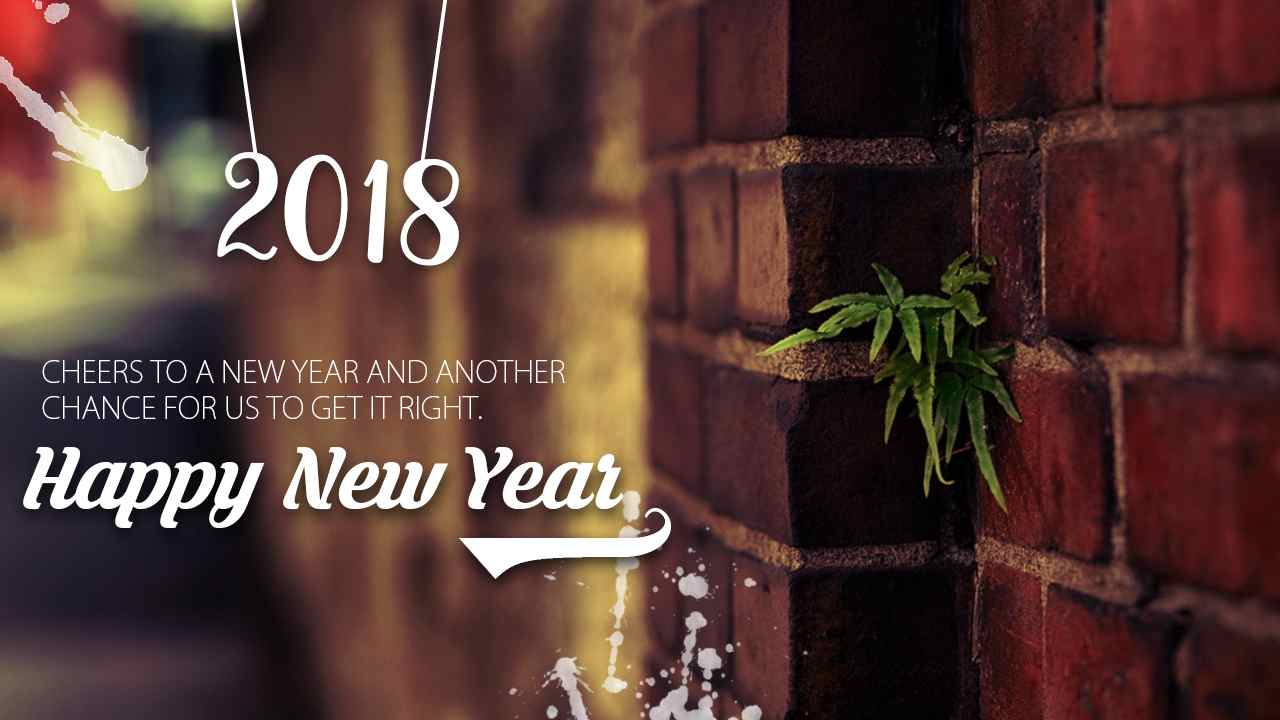 new year 2018 images and greetings