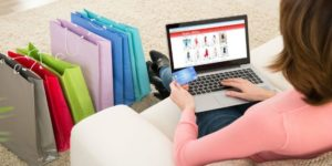 shopping and technology