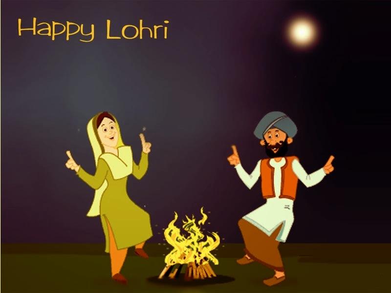 happy lohri images wishes