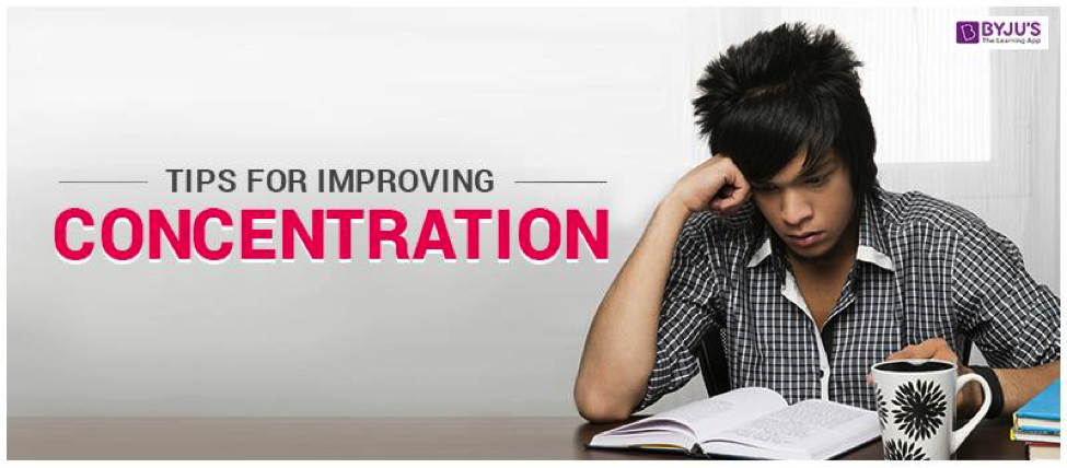 Tips for Improving Concentration