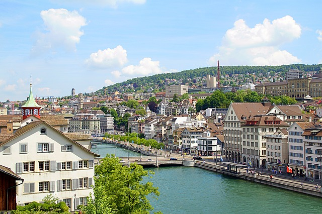 Zurich best for honeymoon Places for Honeymoon in Switzerland