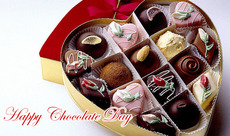 chocolate day love images