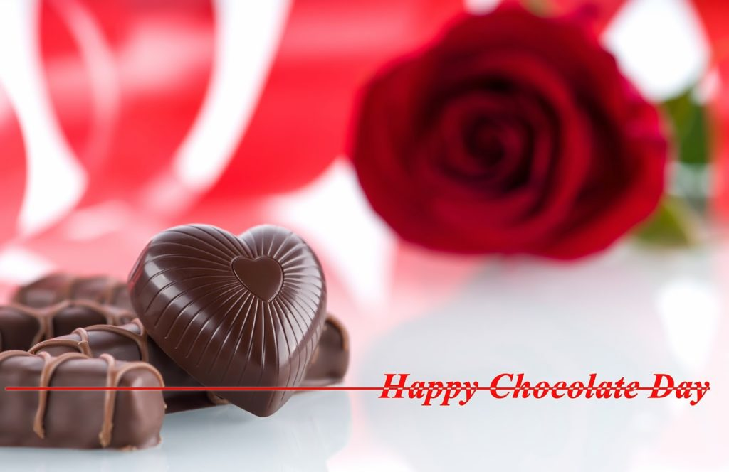 chocolate's day images