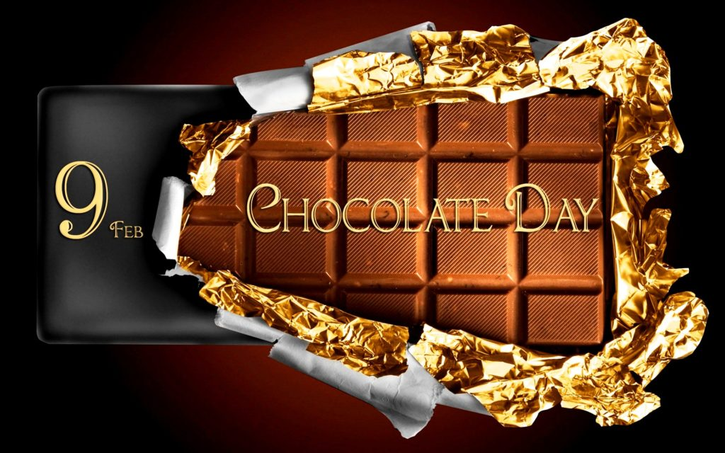 download chocolate day wallpaper