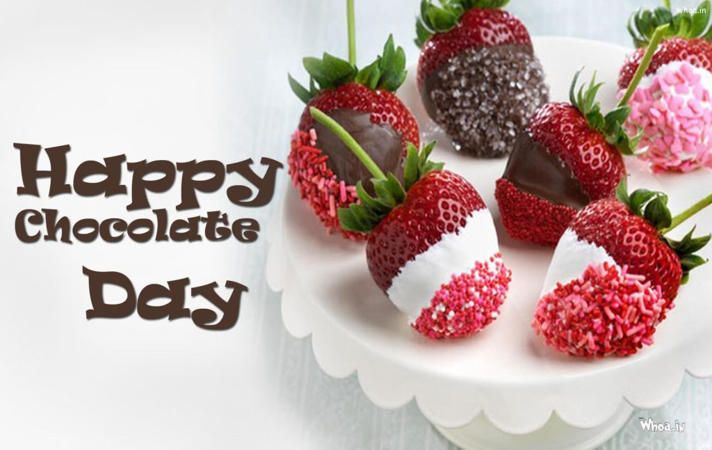 happy chocolate day image download free
