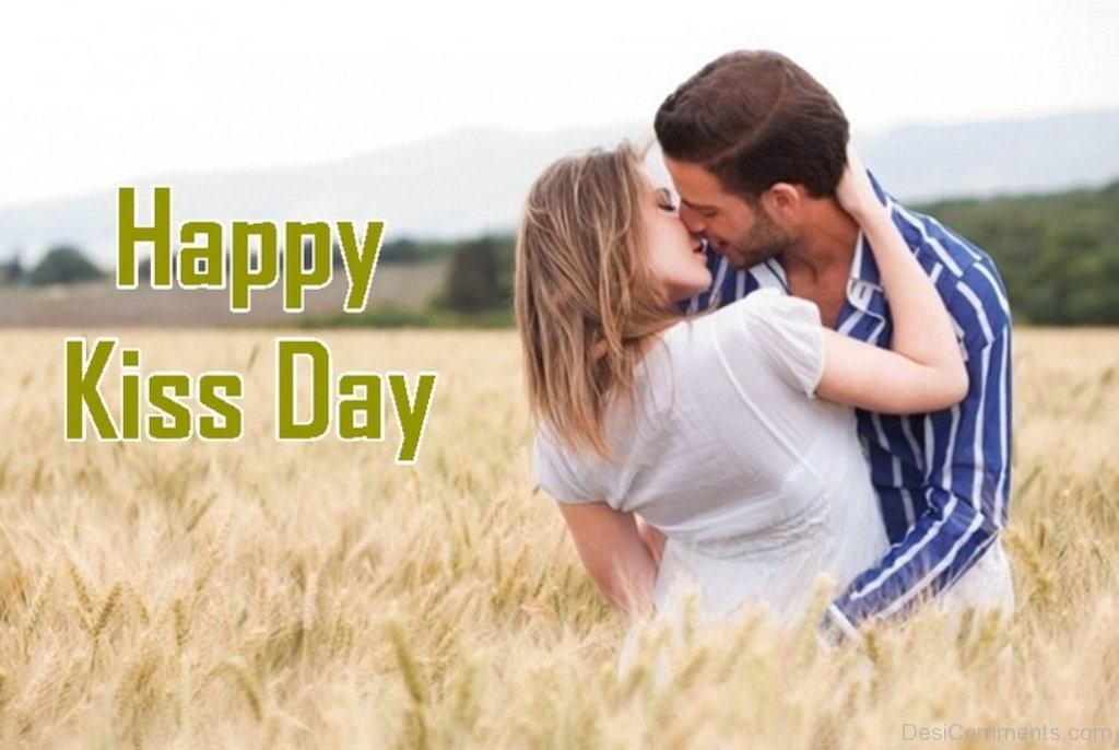 happy kiss day wishes and quotes