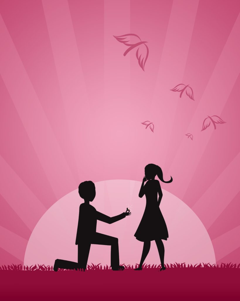 images of propose day