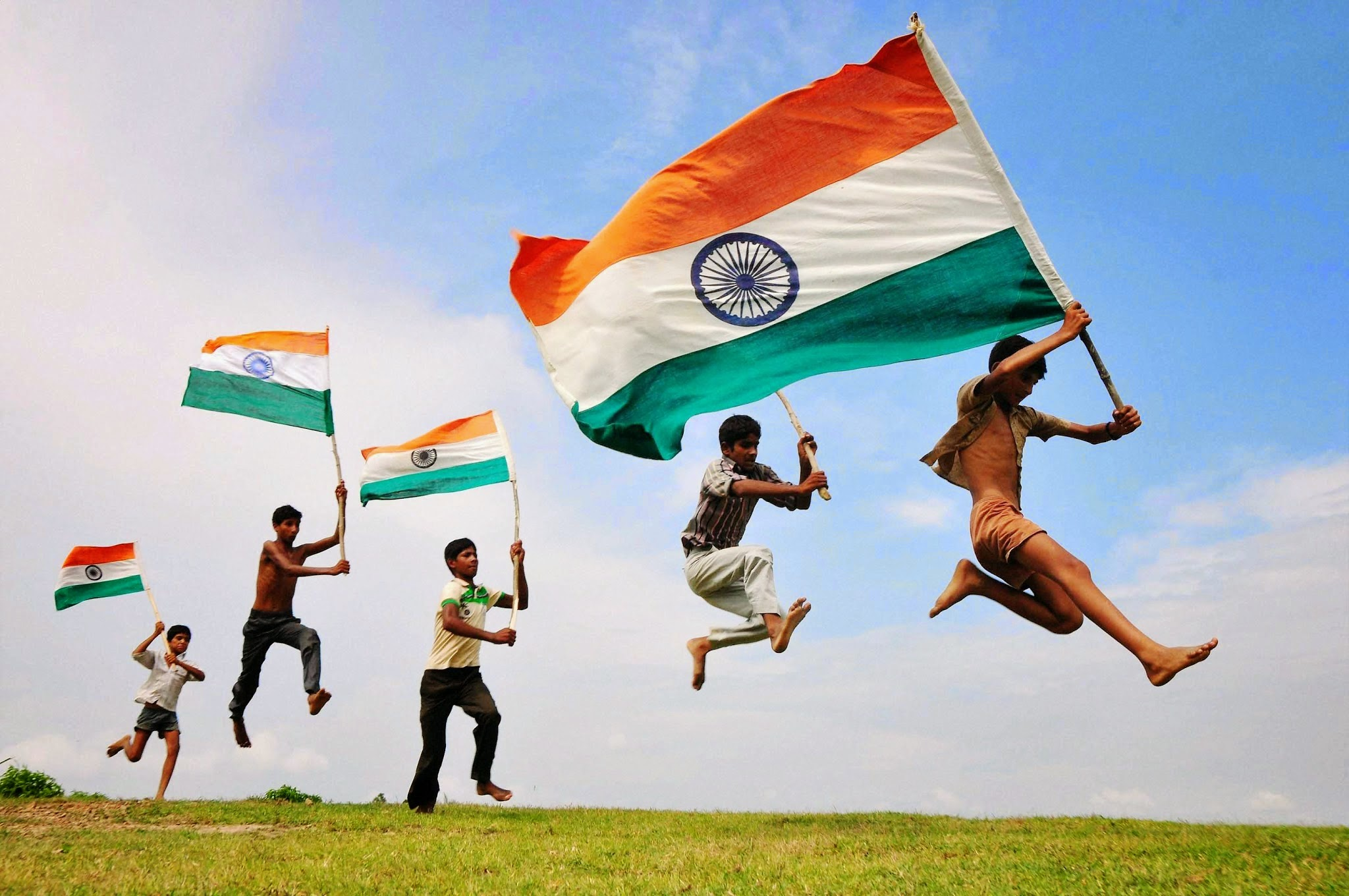 Indian Flag Wallpapers in HD and GIF