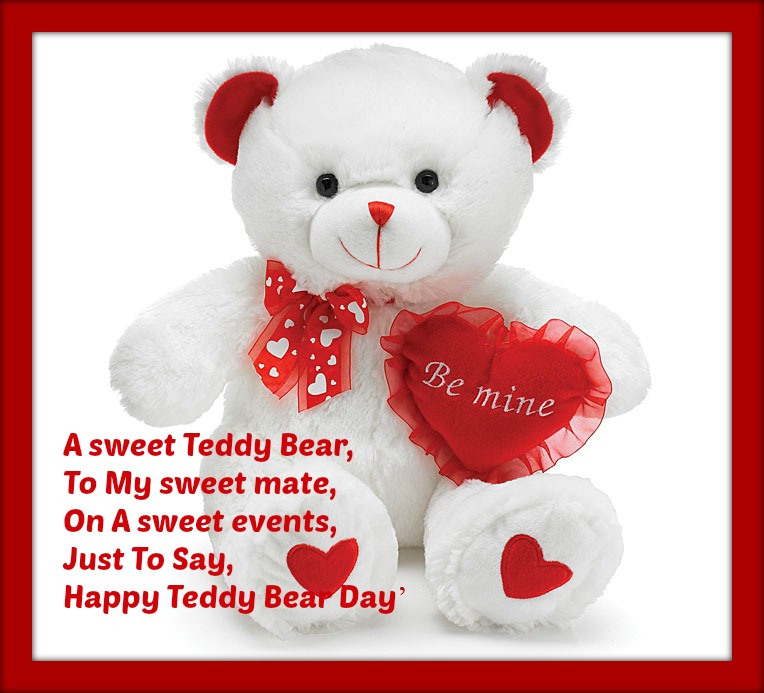Happy Teddy Day Images Pics Wallpapers