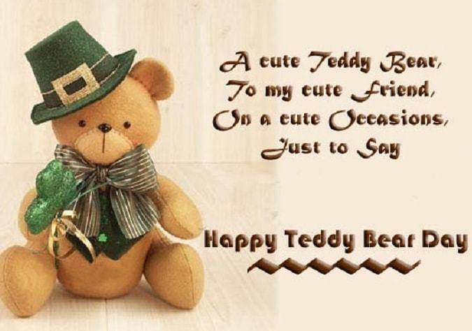 Happy Teddy Day Quotes and SMS
