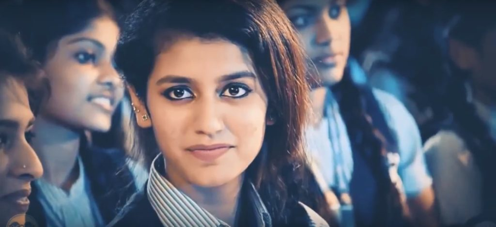 Priya Prakash Varrier Biography