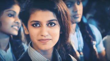 Priya Prakash Varrier Biography
