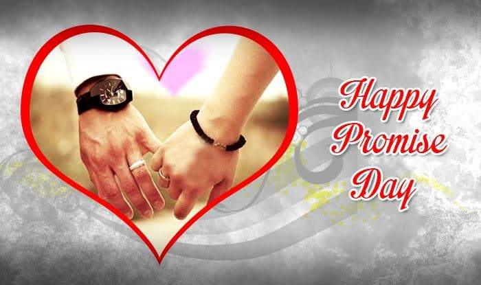 cute promise day images for girlfriend