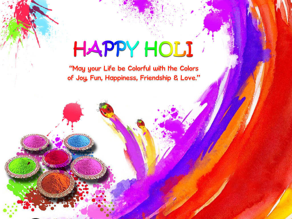 Color of holi