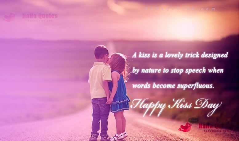 happy kiss day pictures for you