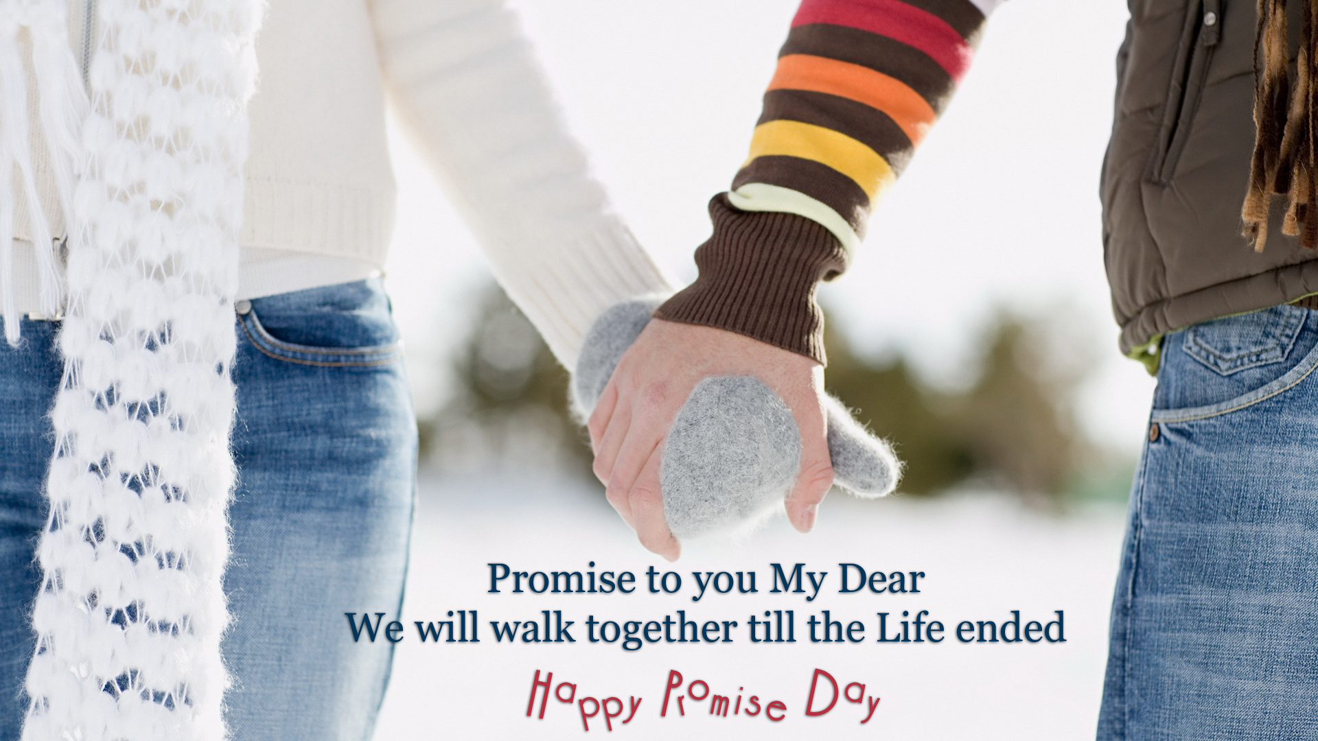happy promise day pics