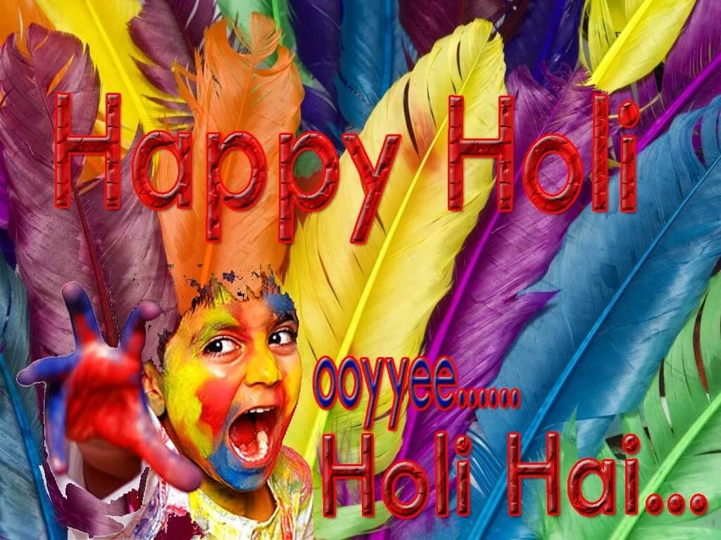 Happy Holi Images Wallpapers And Pics