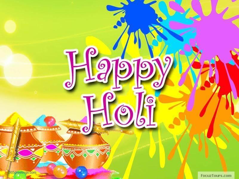 Happyy Holi free pic