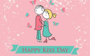 kiss day images hd download