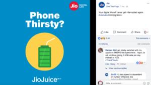 Jio Juice
